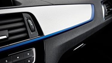BMW M240i Coupe facelift review - dashboard