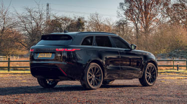 Range Rover Velar R-Dynamic Black - rear static