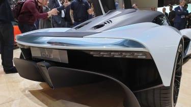 Aston Martin 003 concept - Geneva rear detail