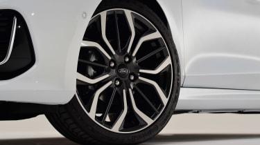 Ford Fiesta facelift - wheel