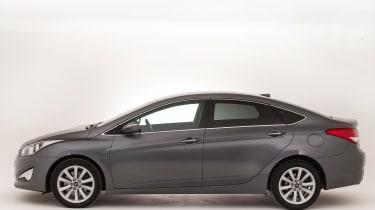 Used Hyundai i40 - side