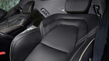 Volvo S90 - seats