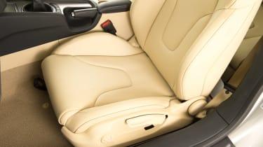 Used Audi TT - seat