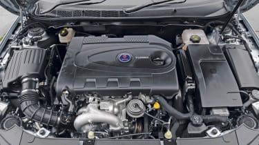 Saab 9-5 TTiD engine