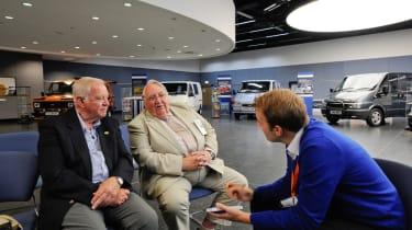 Ford Transit at 50 interviews