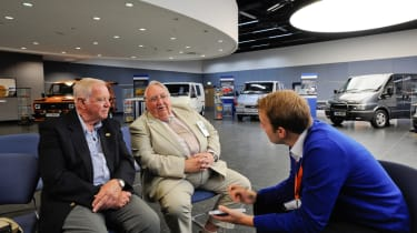 Ford Transit at 50 interviews