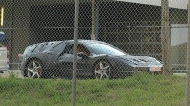 Ferrari Enzo front three-quarters