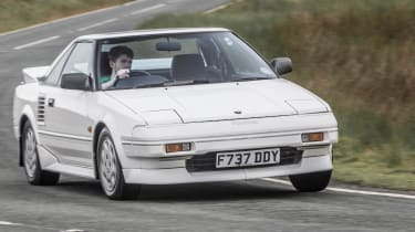 Best cars of the 80s: Toyota MR2