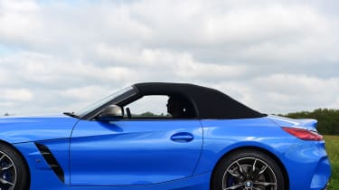 BMW Z4 M40i - roof closed