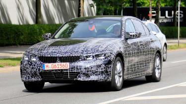 BMW 3 Series spies front bumper