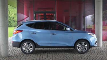 Hyundai ix35 side