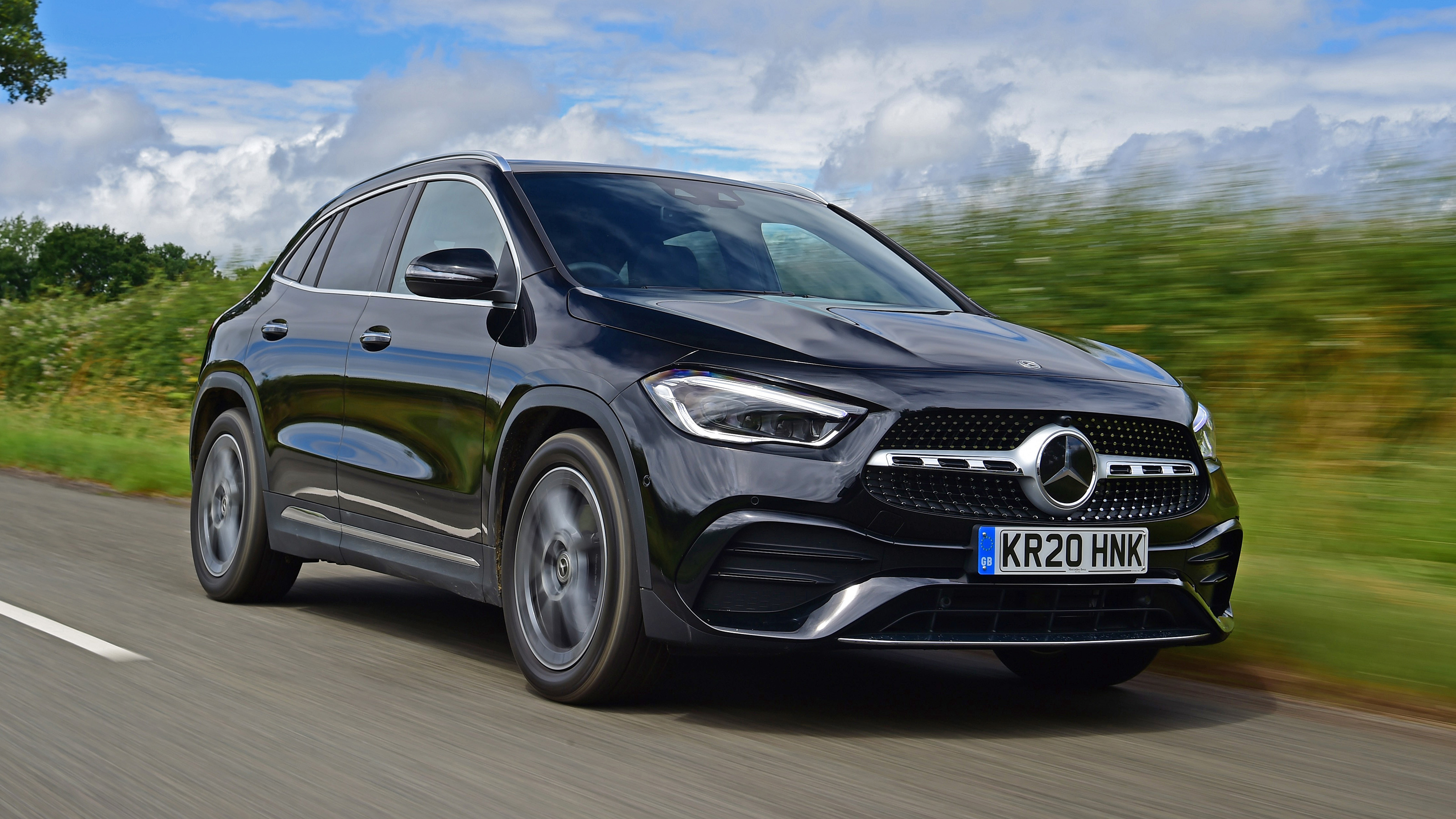 Mercedes Gla Review Auto Express