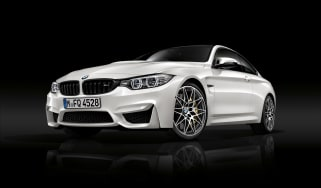 BMW M4 Competition Pack front