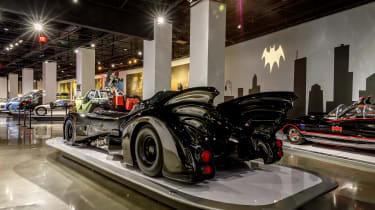 Petersen Automotive Museum  - exhibition floor
