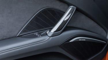 Audi TT S - door handle