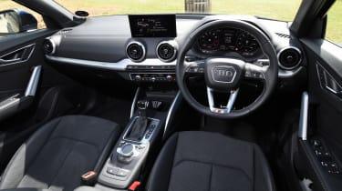 Audi Q2 35 TFSI long-termer - cabin