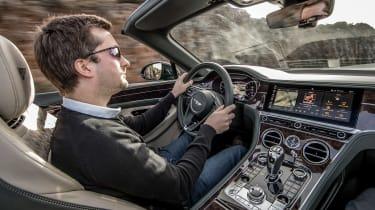 Bentley Continental GT Convertible - Antony Ingram