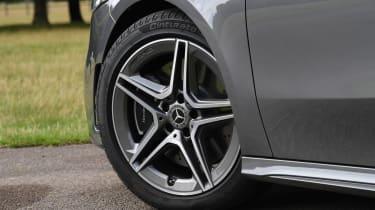 Mercedes A 250 Saloon - wheel