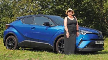 Toyota C-HR - case study