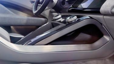 Jaguar I-Pace - studio interior detail