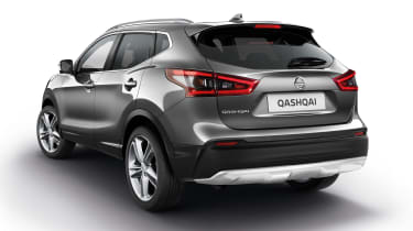 Nissan Qashqai N-Motion - rear