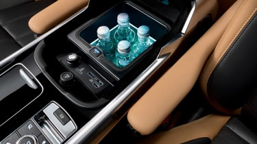 Range Rover Sport - storage