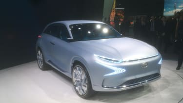 Hyundai FE Fuel Cell Concept  front