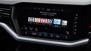 Volkswagen Touareg - radio