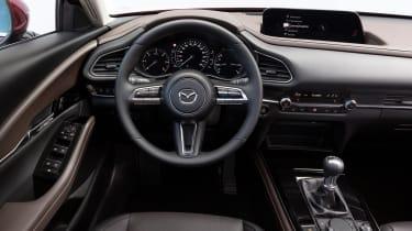 Mazda CX-30 SkyActiv-X -  interior