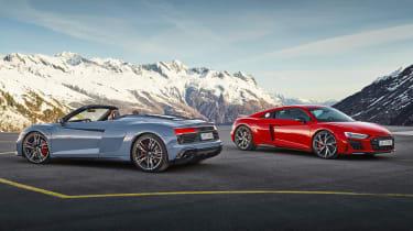 Audi R8 Performance RWD range 2