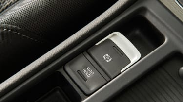Volkswagen Golf Mk7 (used) - parking brake