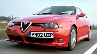 Italian modern classics - Alfa Romeo 156 GTA