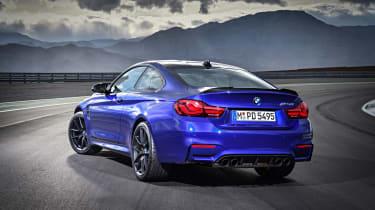 BMW M4 CS 2017 rear