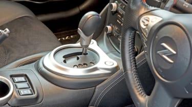 Nissan 370Z gearbox