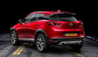 Mazda CX-3 GT SportNav+ - rear