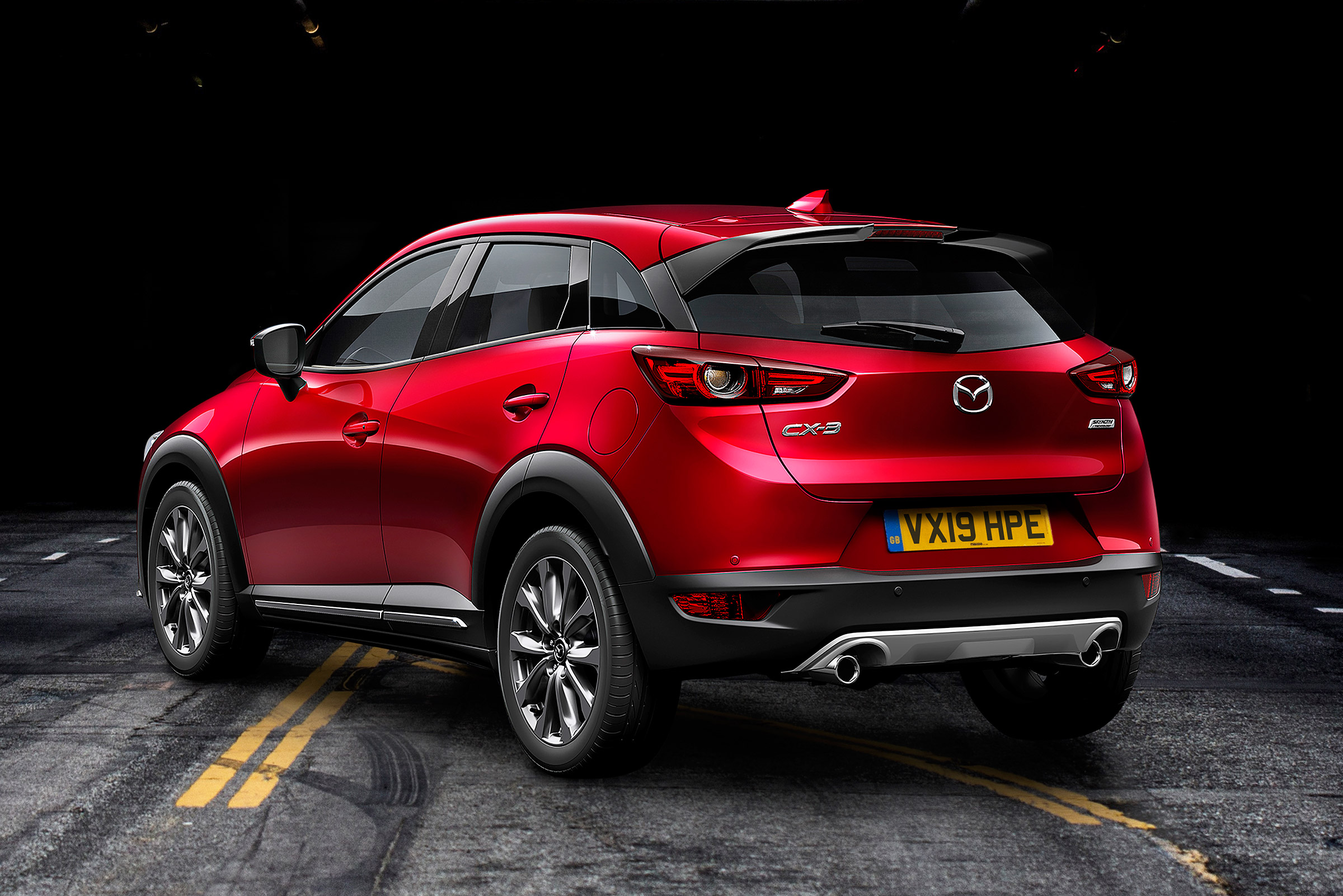 Limited edition Mazda CX-5 GT SportNav+ announced  Auto Express
