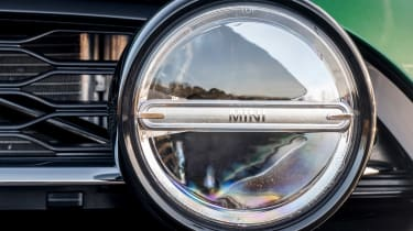 MINI Cooper S 60 Years Edition - fog light