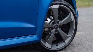 Audi RS 3 - wheel