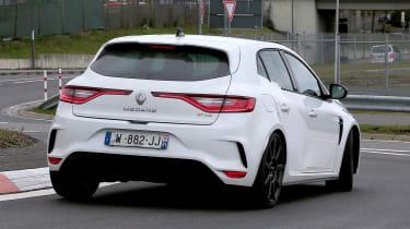 Renault Megane R.S. Trophy-R - spyshot 4