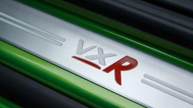 Vauxhall Corsa VXR - door sill