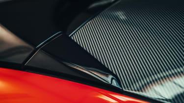 Porsche Cayenne Coupe - carbon fibre
