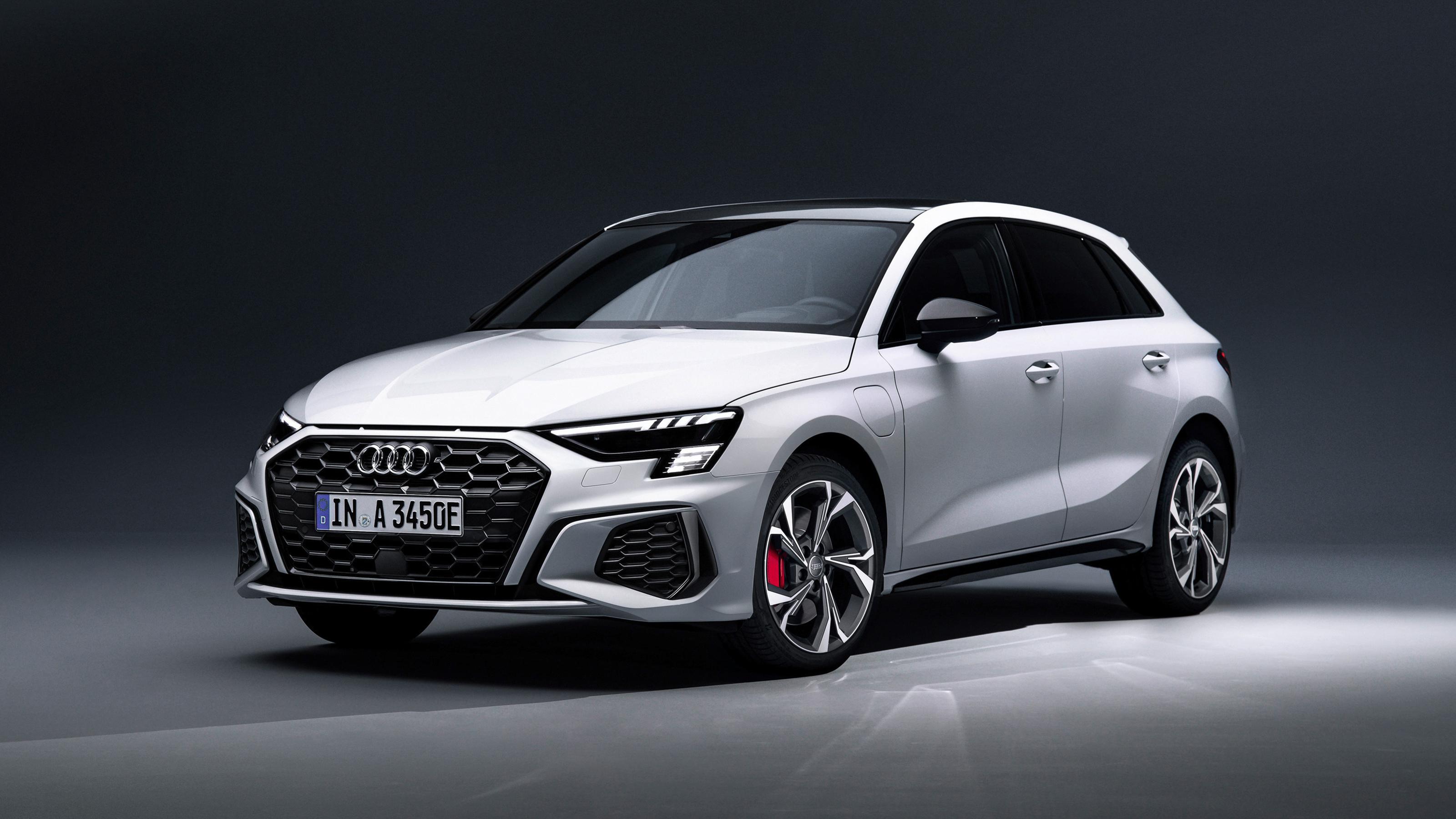 New Audi A3 Sportback 45 TFSI e plug-in hybrid revealed ...