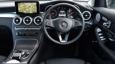 Long-term test review: Mercedes GLC - first report interior