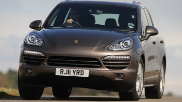 Best cheap 4x4s and SUVs - Porsche Cayenne