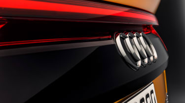 New Audi Q8 - tailgate