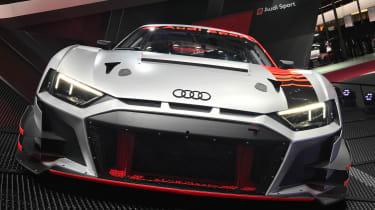 Audi R8 LMS GT3 - Paris full front