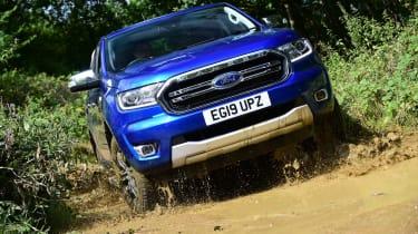 Ford Ranger - off-road