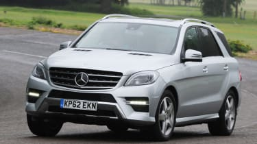 The new M-Class will now be offered in a four-cylinder variant.
