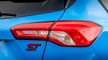 Ford Focus ST Edition - ST badge