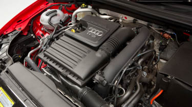 Used Audi A3 mk3 2012 - engine